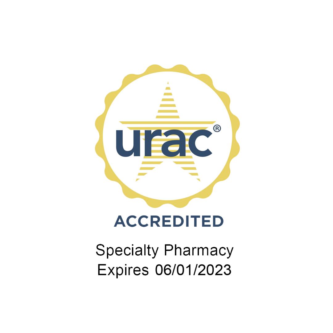 Senderra Specialty Pharmacy | URAC Accreditation