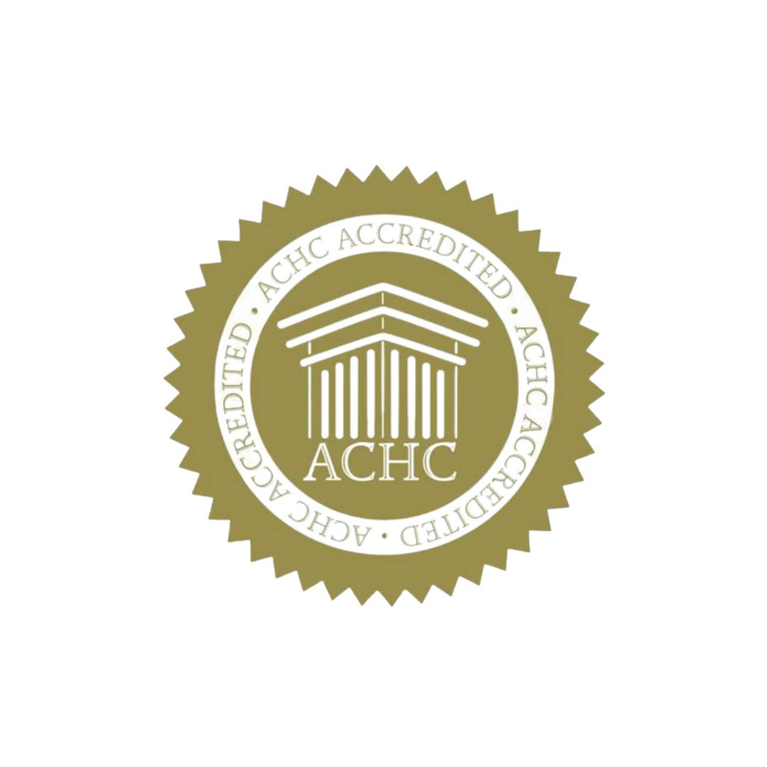 ACHC   Senderra Accreditation