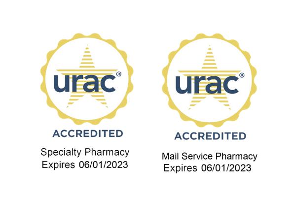 URAC Accredited   Senderra RX