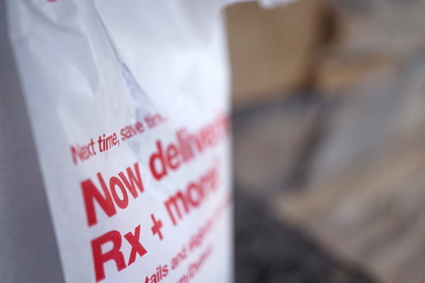 Prescription Delivery | Senderra